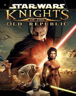 STAR WARS  Knights of the Old Republic krabice