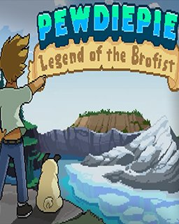 PewDiePie Legend of the Brofist krabice