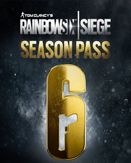 Tom Clancys Rainbow Six Siege Season Pass Year 1 krabice