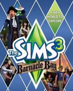 The Sims 3 Pirátská zátoka