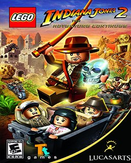 LEGO Indiana Jones 2 The Adventure Continues krabice