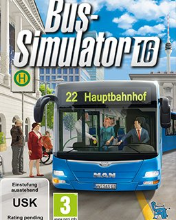 Bus Simulator 16 krabice