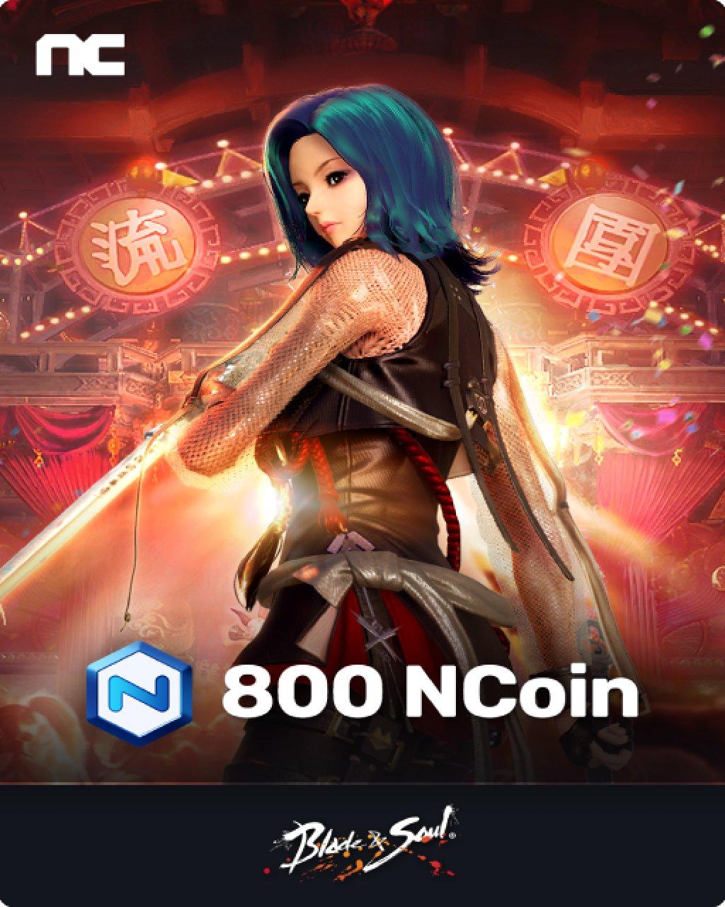 NCoin 800
