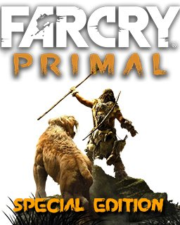 Far Cry Primal Special edition krabice