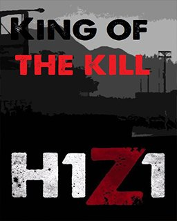 H1Z1 King of the Kill krabice