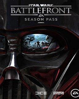 Star Wars Battlefront Season pass krabice