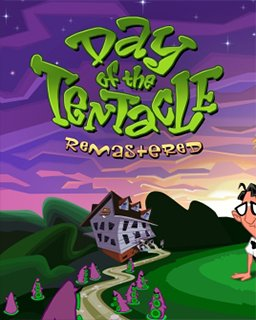 Day of the Tentacle Remastered krabice