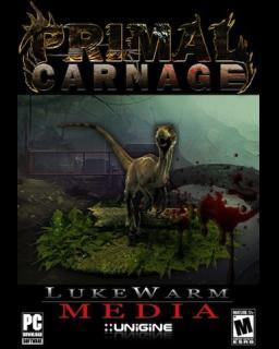 Primal Carnage krabice