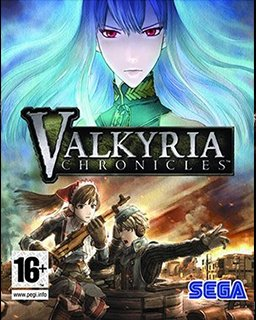Valkyria Chronicles krabice