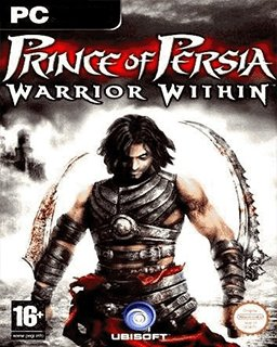Prince of Persia Warrior Within krabice