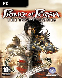 Prince of Persia The Two Thrones krabice