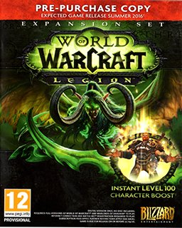 World of Warcraft Legion  Pre-Purchase