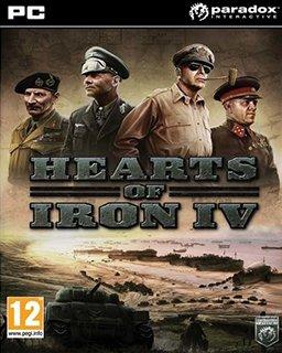 Hearts of Iron IV Cadet Edition krabice