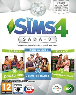 The Sims 4 Bundle Pack 3 CZ