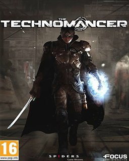The Technomancer krabice