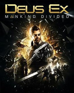 Deus Ex Mankind Divided krabice