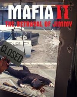 Mafia 2 DLC Pack Betrayal of Jimmy krabice