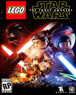 LEGO Star Wars The Force Awakens krabice