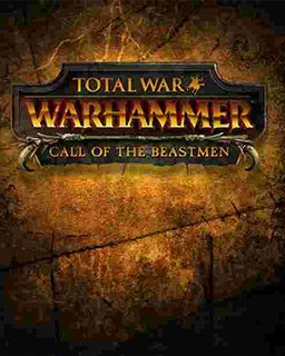 Total War WARHAMMER Call of the Beastmen DLC krabice