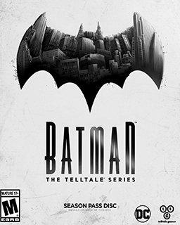Batman The Telltale Series krabice