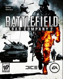 Battlefield Bad Company 2 krabice