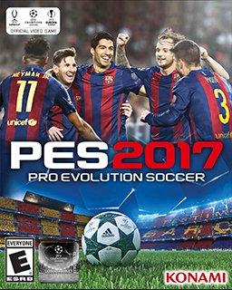 Pro Evolution Soccer 2017 krabice