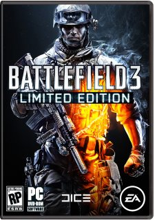 Battlefield 3 Limited Edition CZ