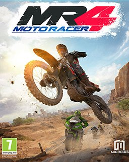 Moto Racer 4 krabice