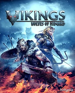 Vikings Wolves of Midgard krabice