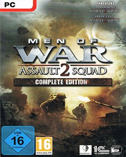 Men of War Assault Squad 2 Complete Edition krabice