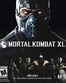 Mortal Kombat XL krabice