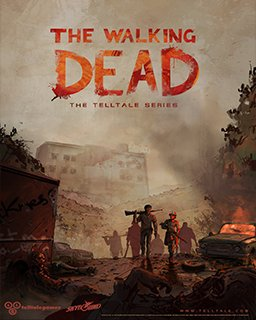 The Walking Dead A New Frontier krabice