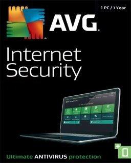 AVG Internet Security 2017 1 lic. 1 rok krabice