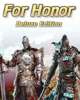For Honor Deluxe Edition krabice