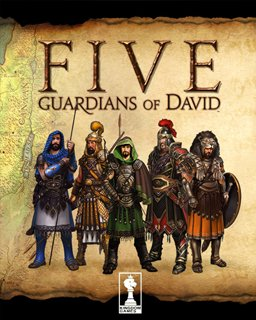 FIVE Guardians of David