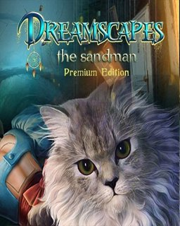 Dreamscapes The Sandman Premium Edition krabice