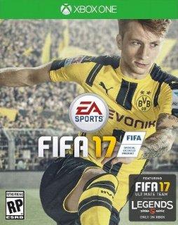 FIFA 17 Xbox ONE CZ