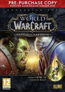 World of Warcraft Battle for Azeroth Pre-Purchase