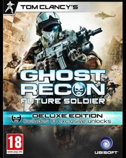 Tom Clancys Ghost Recon Future Soldier Deluxe Edition krabice