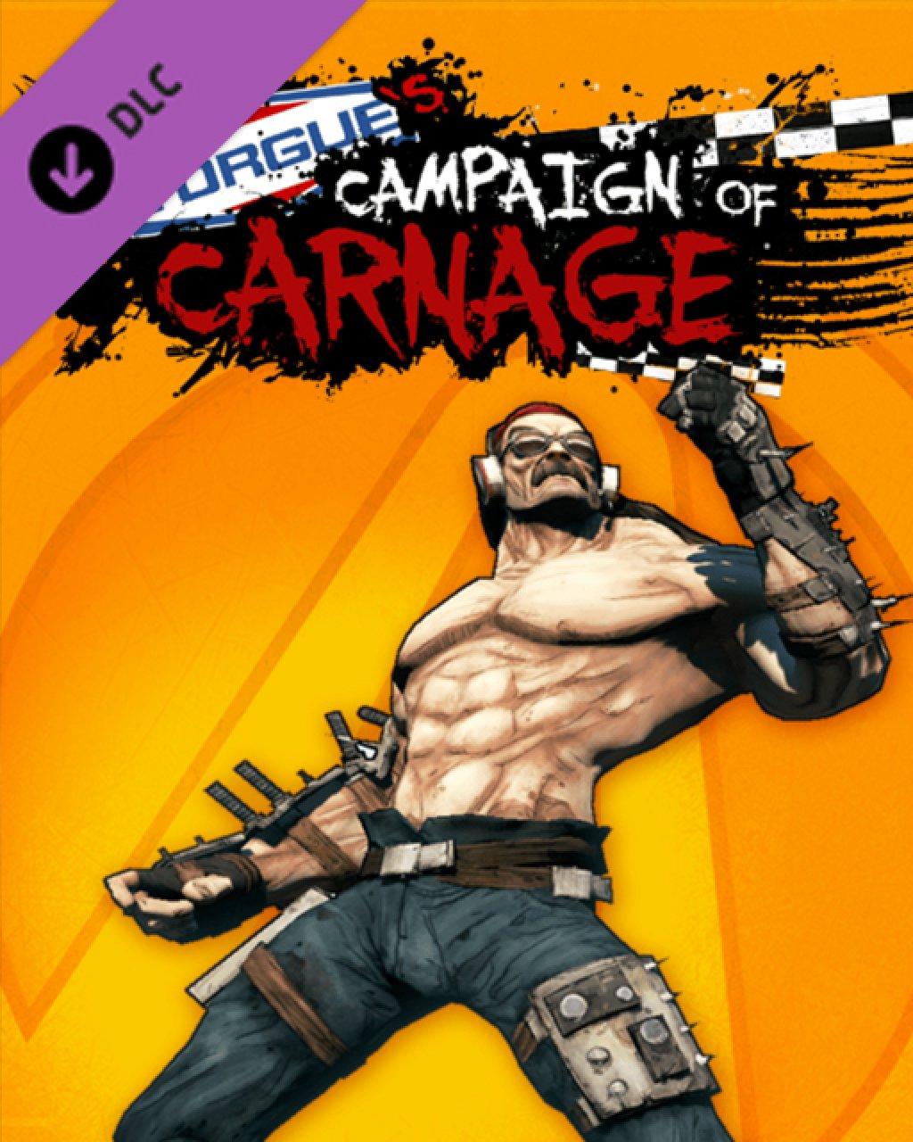 Borderlands 2 Mr. Torgue's Campaign of Carnage