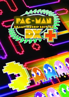 PAC-MAN Championship Edition DX+ All You Can Eat Full Edition