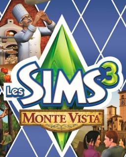 The Sims 3 Monte Vista krabice
