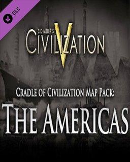 Sid Meiers Civilization V Cradle of Civilization Americas MAC