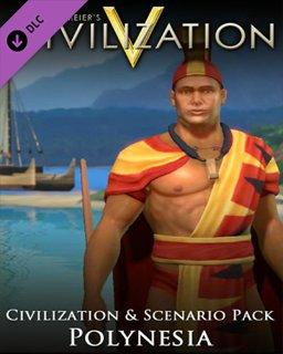 Sid Meiers Civilization V Civilization and Scenario Pack Polynesia MAC