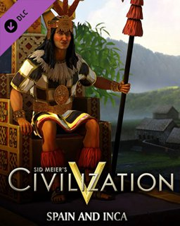 Sid Meiers Civilization V Civilization and Scenario Pack Spain and Inca MAC