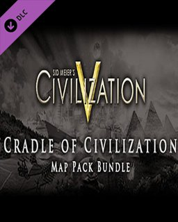 Sid Meiers Civilization V Cradle of Civilization DLC Bundle