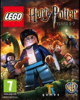 LEGO Harry Potter 5-7 krabice