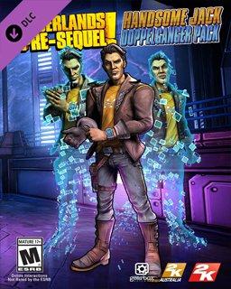 Borderlands The Pre-Sequel Handsome Jack Doppelganger Pack MAC