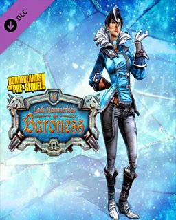 Borderlands The Pre-Sequel Lady Hammerlock the Baroness MAC