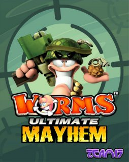 Worms Ultimate Mayhem Customization Pack